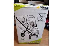 Hauck Duett double buggy