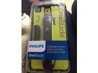 Philips one blade with 3 stubble combs