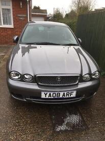 Jaguar x type 2.2 diesel