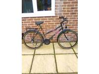 """Ladies Amacco traveller 26"""" bike in very good condition"""
