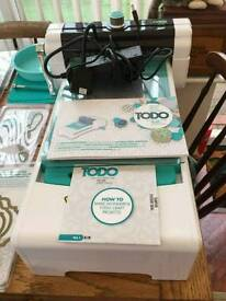 Todo multifunction craft machine and accessories