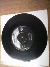 THE SKYLINERS - THIS I SWEAR / TOMORROW RARE LONDON RECORDS PRESSING