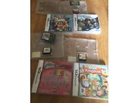 9 Nintendo DS games