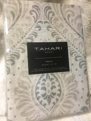 Салфетки TAHARI Cotton Fabric Set of