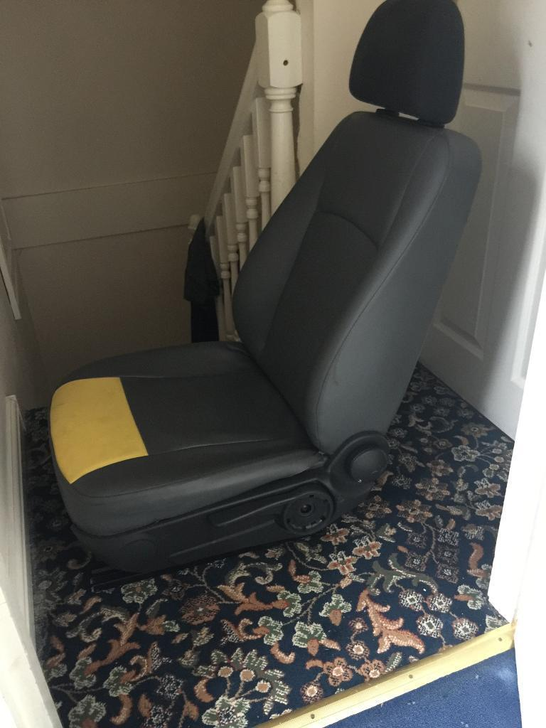 MERCEDES Vito taxi leather front passenger seat