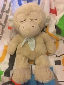 Sleepy Monkey Teddy