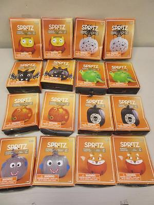 Lot of 16 Spritz Pumpkin Decorating Craft Kits Halloween Activities Kids' Party](Kid Halloween Party Activities)