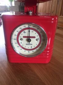 Typhoon Kitchen Scales in excellent condition