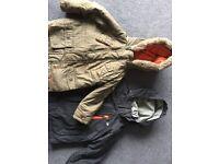 Boys Winter Jackets 2-3