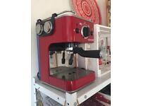 Dualit Espressiv Coffee Machine