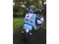 Low mileage 1999 Aprilia Habana/Mojito 50cc scooter
