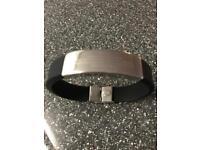 Brand New Dad to Daughter Bracelet