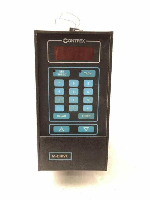 Contrex M-Drive DC Drive / Integrated Controller 115/230VAC