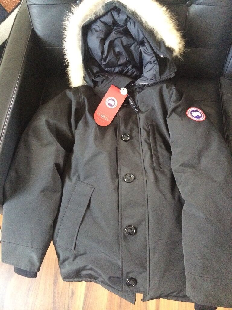 canada goose parka measurements ...