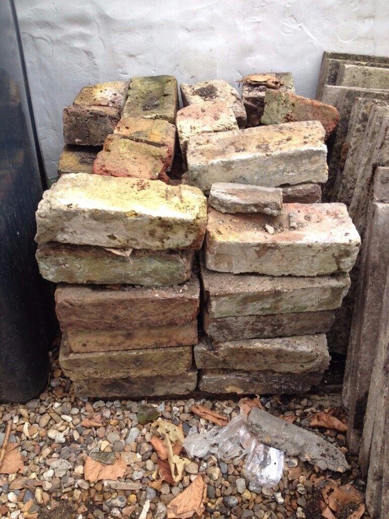 45 reclaimed bricks for sale
