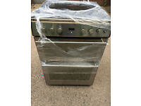 DELONGHI GAS COOKER (FULL GAS) 60CM WIDE - 6 MONTHS WARRANTY - FREE DELIVERY