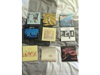 Genesis Japanese mini LP CDs