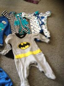 Baby grows rompers