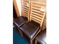 Dinning chair £45 each