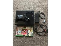 XBOX ONE 500GB WIRELESS CONTROLLER 3 GAMES + MIC