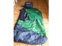 Two sleeping bags new