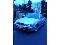Bmw 520I se long mot.alloys manual