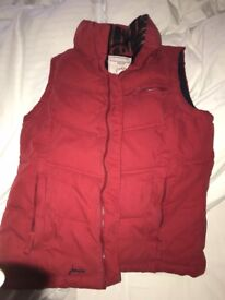 Extra thick gilet