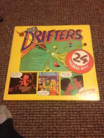 Drifters vinyl