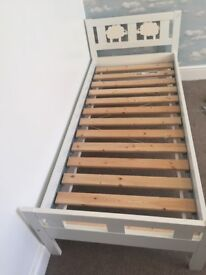 Childrens IKEA bed