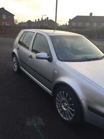 VW GOLF 1.4 WITH PART SERVICE HISTORY FROM VW GOLF