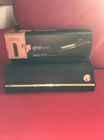 Brand new GHD Curling tong and GHD straighteners that have been used but perfect condition