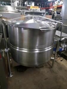 60 Gallon Gas Steam Kettle