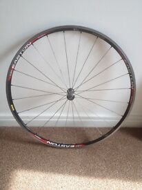 Easton orion 2 front wheel