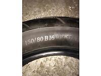 Harley Davidson 48 new tyres