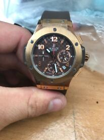 Hublot men's watch great Condition