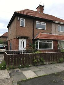 Beautiful semi detached 2 bedroom house in Blyth!