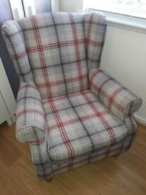 Fireside Arm Chair