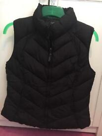 Women's body warmer size 12