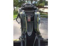Child backpack carrier Salewa Koala II+Raincover