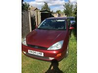 Ford Focus 2001 for spares and repairs