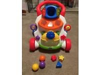 Chicco Baby Steps Activity Baby Walker