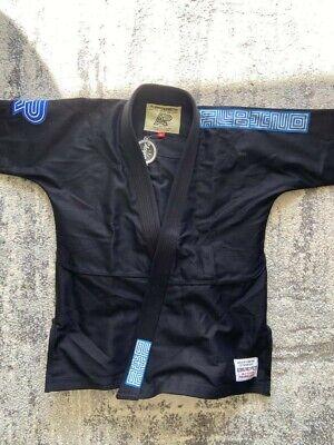 ALBINO & PRETOjiu jitsu Uniform Size A1/ A2 Condition Brand New with Tags.