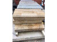 Chinese Granite Kerbs