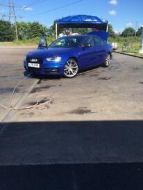 Audi A4 Black Edition Plus 177HP
