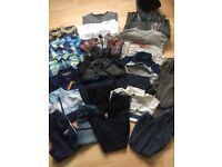 Boys Clothes, huge bundle. 8-9 years, Excellent condition. Ted Baker, Umbro etc