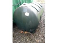 Oil Tanks. Choice of 3 S,M & L