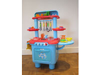 ELC Toy Kitchen including cooker, dishwasher, sink and lots of accessories