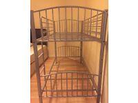 Bunk Bed Frame for sale..