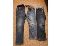 Next Boys Jeans size 7 & 8 years