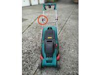 Bosch Rotak 40 Ergoflex Lawnmower.